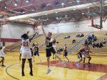 Boys Varsity Basketball falls to Lincoln Pius X 54 – 34