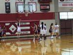 Girls Sophomore Basketball falls to Norfolk 45 – 14