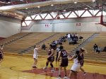 Girls Varsity Basketball falls to Norfolk 73 – 41