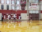 Boys Junior Varsity Basketball beats Norfolk 41 – 29