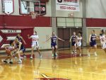 Girls Varsity Basketball beats Grand Island 44 – 41
