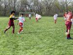 Boys Sophomore Soccer Reserve beats Roncalli Catholic 7 – 0