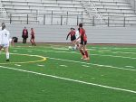 Girls Junior Varsity Soccer falls to Concordia Senior 1 – 0