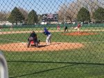 Boys Varsity Baseball falls to Kearney 2 – 0