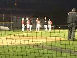 Boys Junior Varsity Baseball falls to Burke 8 – 5