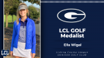 Ella Wigal fired a 71 at Denison Golf Club in 3rd LCL
