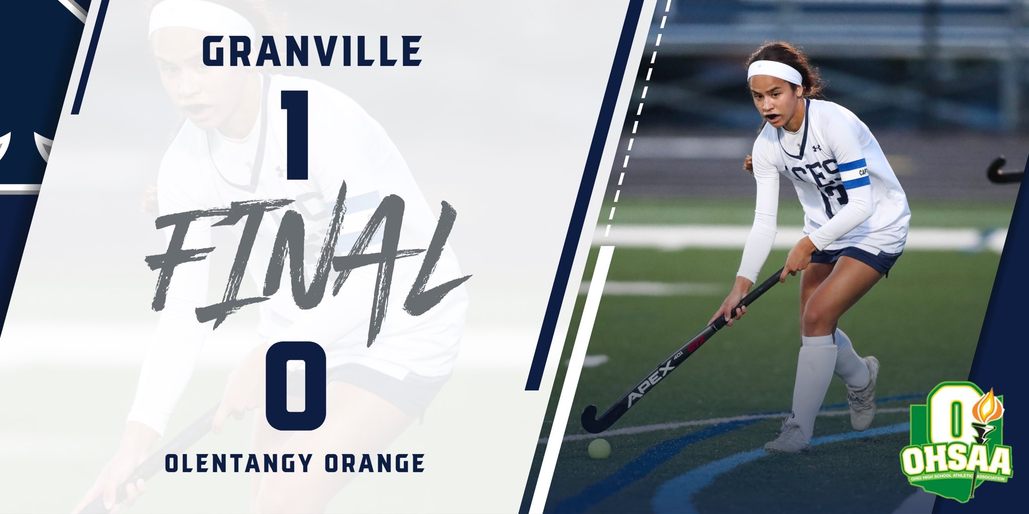 Field Hockey tops Olentangy Orange advance in the D1 OHSAA tournament