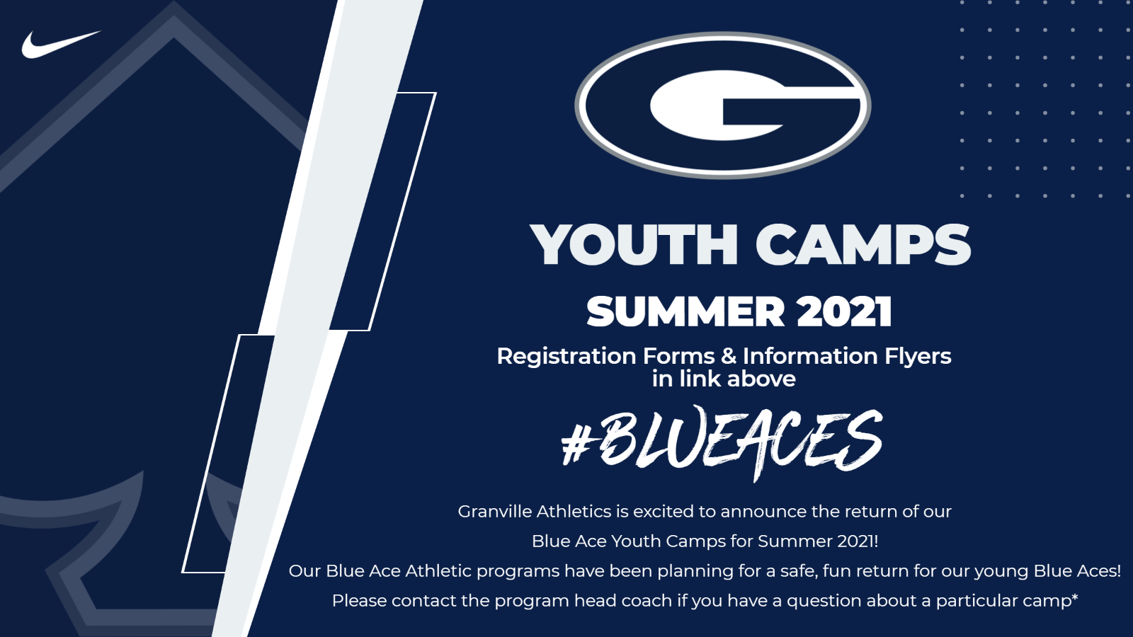 Summer Youth Camps 2021