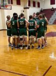 Boys Varsity Basketball beats Woodruff 67 – 66