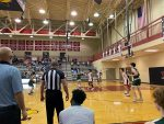 Boys Varsity Basketball falls to Landrum 68 – 52