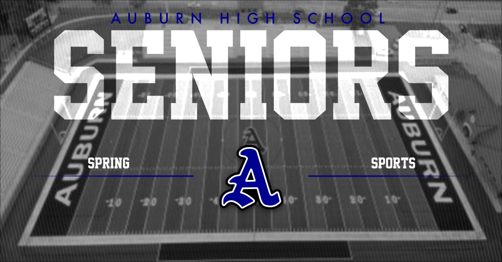 Special Tribute to our spring sport SENIORS!