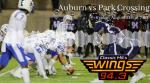 AHS vs Park Crossing LIVE on Wings 94.3