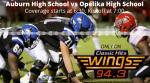 AHS vs Opelika LIVE on Wings 94.3