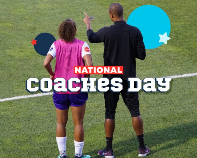 THANK YOU COACHES!- National Coaches Day- Oct 6, 2020