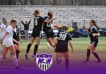 Varsity Girls Soccer beat Lee's Summit North 2-1