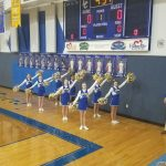 2019-20 Junior High Cheerleading Photos