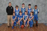 Boys 7th Grade Basketball falls to Undefeated Triway