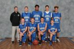 Boys 8th Grade Basketball beats Triway 49 – 26