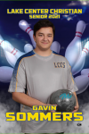 Varsity Boys Bowling places 10th at OHSAA Sectional Tournament – Gavin Sommers Advances