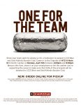 Athletic Booster Club Chipotle Fundraiser (Monday, April 5th)