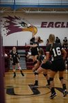 Eagle Soar on Senior Night – Run in the Mud at County meet