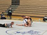 Faith Wrestlers Win Big at Central Catholic 60-5