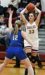 Basketball falls in Heartbreakers over the weekend