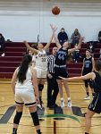Lady Eagles finish Historic Regular Season with Win vs. CC Demotte