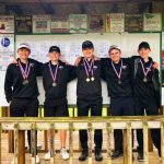 Boys Golf shoots lowest score of the season at Bison Invite