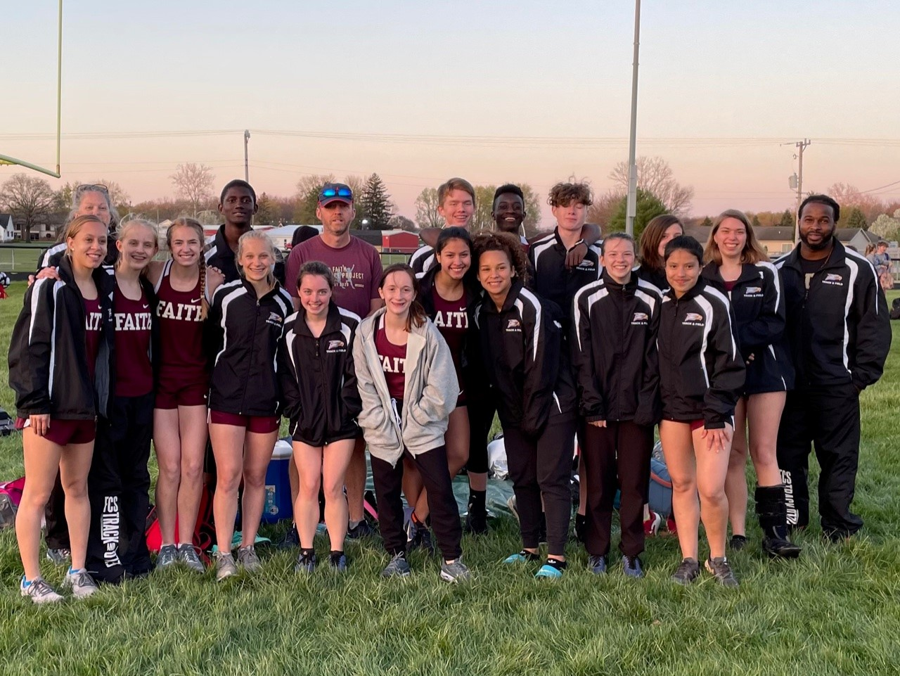 Record Setting Week for TRACK!!