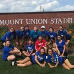 JV Volleyball Successful at Mount Union Summer Camp