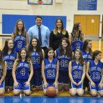 Girls 8th Grade Basketball falls to Springfield Local 42 – 18