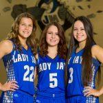 Girls Varsity Basketball beats Mineral Ridge 64 – 35