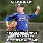 Sebastian Lay Preseason All-State