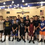 13 JM Wrestlers Attended Lycoming College Camp