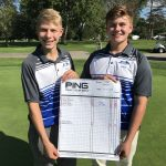 Kent Gross Medalist @ MVAC Championships, Logan Sokol Tied for Second Place
