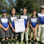 Kent Gross Finishes In Top 25% of Field, Blue Jays Finish 8th in OHSAA Sectional D3 Golf Tournament