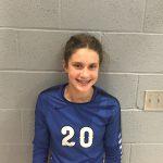 Lady Jays Battle Western Reserve High School in Junior Varsity Volleyball Lose 2-1