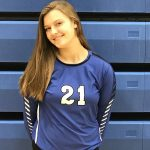 Kelsie Taylor and Kailee Davis Lead Lady Jays to 2-0 Win Over Lordstown High School in JV Volleyball