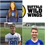 10/8/18 Buffalo Wild Wings Players of the Week