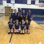 Girls 8th Grade Volleyball falls to Mcdonald 2 – 1