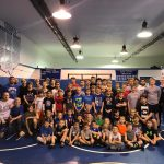 High School, Middle School and Youth Wrestling Come Together to Kick Off Season
