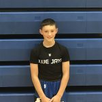 Carter Graham Earns Second Place Finish at South Range Invitational in Junior High Wrestling