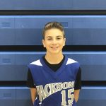 Alex Rotuna's 10 Points A Highlight in 37-21, 7th Grade Boys Basketball Loss to McDonald Middle School
