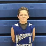 Cayden Mitchell 12 Points Leads Way For 7th Grade Boys Basketball in 41-33 Loss to Waterloo Middle School