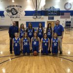 8th Grade Girls Basketball Team Falls to Waterloo 35 – 23