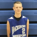 Aaren Romigh has 7 Points in Boys 8th Grade Basketball Loss to Mineral Ridge Middle School
