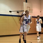 1/16/19 7th and 8th Girls Basketball