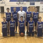 Boys 8th Grade Basketball Defeated by Mineral Ridge in MVAC Tournament