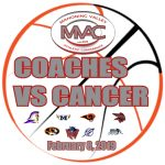 February 8th,2019 MVAC Coaches VS. Cancer